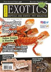 Ultimate Exotics issue Sep/Oct 18