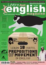 Learn Hot English issue 196