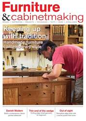 Furniture & Cabinetmaking issue October 2018