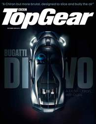 Top Gear issue Oct-18