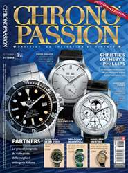 CHRONO PASSION issue N. 5 - Settembre/Ottobre 2018