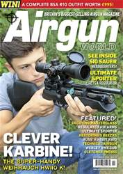 Airgun World issue SEP 18