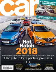 CAR magazine Italia issue CENTOTRE