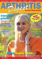 Arthritis Digest issue 2018 Issue 5