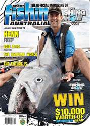 Sports Fishing Australia issue SF79