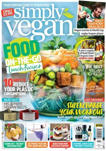 Simply Vegan issue October 2018