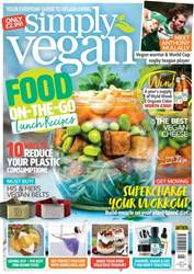 Simply Vegan issue October 2018