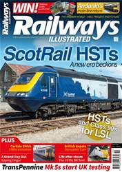 Railways Illustrated issue   October 2018