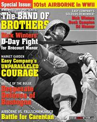 Military Heritage Magazine Cover