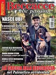 BECCACCE CHE PASSIONE issue N. 05/2018 Settembre - Ottobre