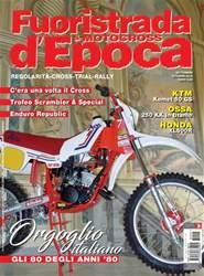 FUORISTRADA & MOTOCROSS D'EPOCA issue NR 5/2018 Settembre/Ottobre