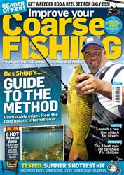 Improve Your Coarse Fishing issue Issue 341