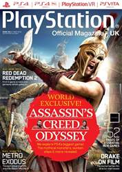 Playstation Official Magazine (UK Edition) issue October 2018