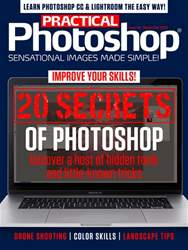 Practical Photoshop issue September 2018