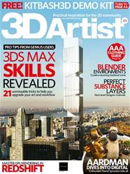 3D Artist issue Issue 123