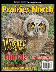 Prairies North Magazine issue Fall 2018