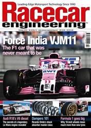 Racecar Engineering issue October 2018