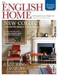 The English Home issue October 2018