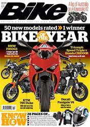 Bike issue October 2018