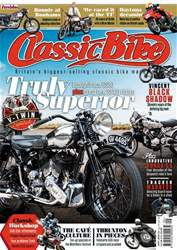 Classic Bike issue September 2018