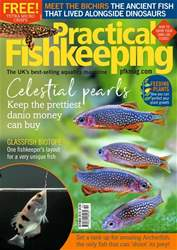 Practical Fishkeeping issue October 2018