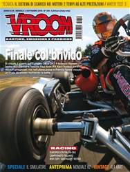 Vroom Italia issue n. 349 Sett 2018