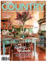 Australian Country issue Issue#21.5 AugSep 18