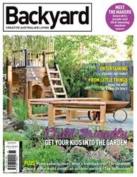 Backyard issue Issue#16.3 2018