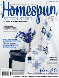 Homespun issue Issue#19.9 2018