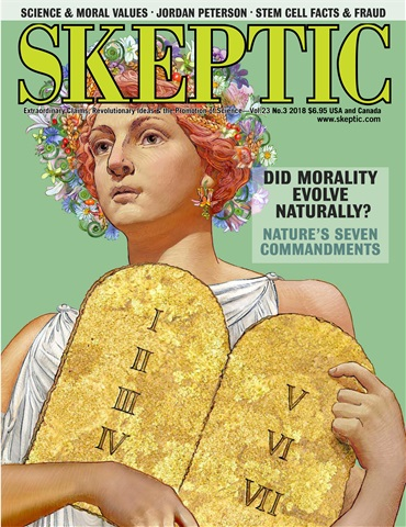 Skeptic issue 23.3