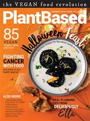 PlantBased issue October 2018