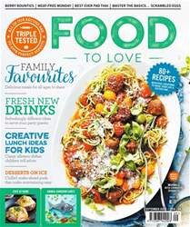 Food To Love issue September 2018