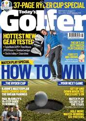 Today's Golfer issue October 2018