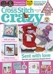 Cross Stitch Crazy issue November 2018