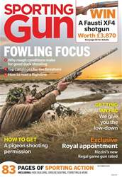 Sporting Gun issue October 2018