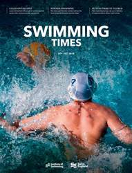 Swimming Times issue Sep - Oct 2018