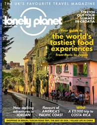 Lonely Planet Traveller (UK) issue October 2018