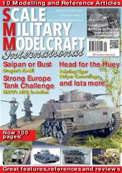 Scale Military Modelcraft International issue September 2018