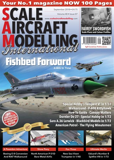 Scale Aircraft Modelling International Preview