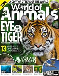World of Animals issue Issue 63