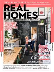 Real Homes Magazine issue October 2018