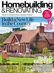 Homebuilding & Renovating Magazine issue October 2018