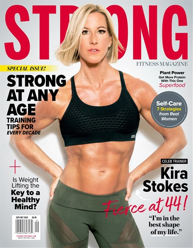 a2b9bef8bd9 Strong Fitness Magazine - Sept Oct 2018 Subscriptions