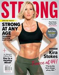 Strong Fitness issue Sept/Oct 2018