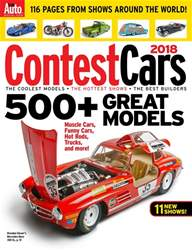Contest Cars 2018 issue Contest Cars 2018