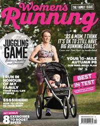 Women's Running issue October 2018