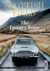 Scottish Field Magazine Cover