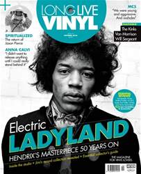 Long Live Vinyl issue Oct-18