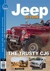 Jeep Action issue Sept October 2018