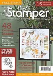 Craft Stamper issue Oct-18